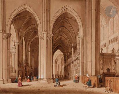 Auguste-Alphonse Beaujoint de Grandpré (1834...