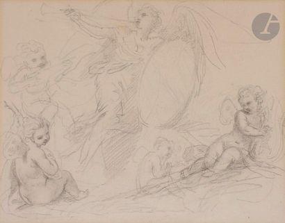 Attribué à Adolfo CIPRIANI (Florence 1880...