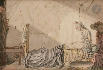 G. de CARI (actif à Paris au XIXe siècle)...