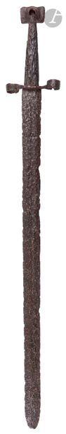 Très rare et belle épée Schiavone, de la...