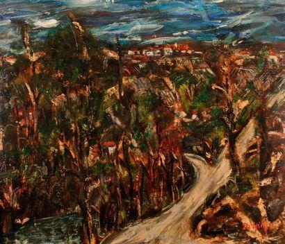 Faïbich Schraga ZARFIN (1899-1975) Chemin...