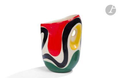 ROLAND BRICE (1911-1989) Pichet de forme...