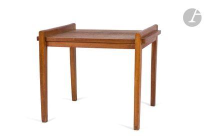 RENÉ GABRIEL (1899-1950) Table d'appoint...