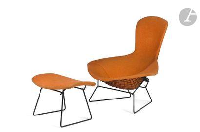 HARRY BERTOÏA (1915-1978) DESIGNER & KNOLL...