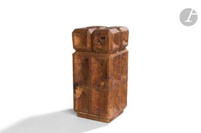MOMCILO MILOVANOVIC (1921-2013) Totem Sculpture....