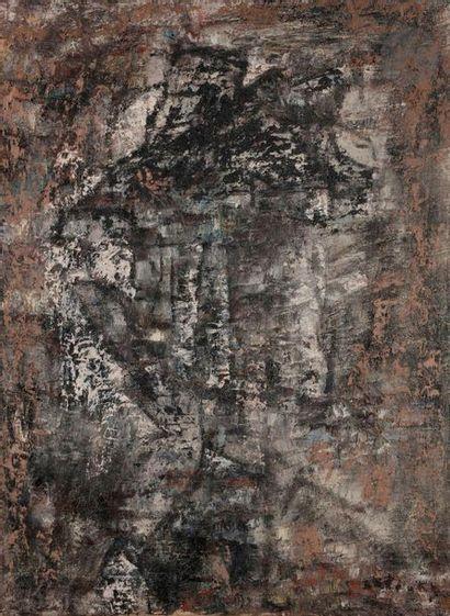 Ezéquiel BAROUKH [égyptien] (1909-1984) Composition,...