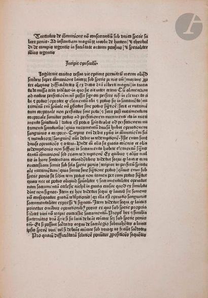 AEGIDIUS CARLERII. Sporta fragmentorum. Bruxelles:[Les...
