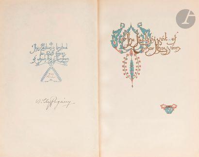 The Rubaiyat of Omar Khayyam, Vincent J....