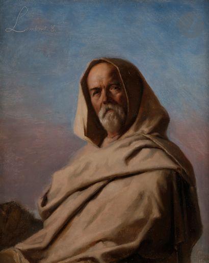 Charles-Émile LAMBINET (1815-1877) Portrait...
