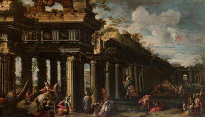Attribué à Nicolo CODAZZI (vers 1648-1693)...