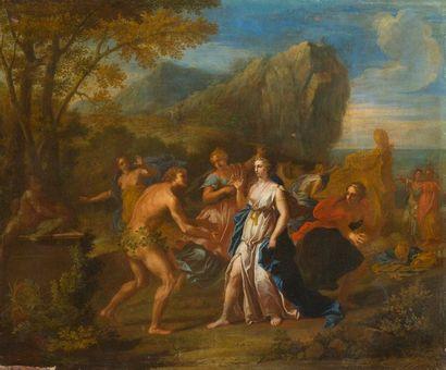 Attribué à Victor Honoré JANSSENS (1658-1736)...