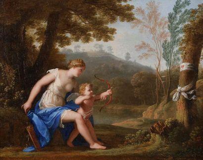 Jacques STELLA (Lyon, 1596-Paris, 1657)...