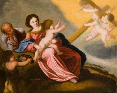 Attribué à Pierre BREBIETTE (ca. 1598-1650)...