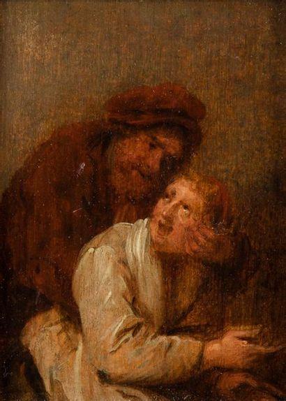 Attribué à Jan Miense MOLENAER (1609/10-1668)...