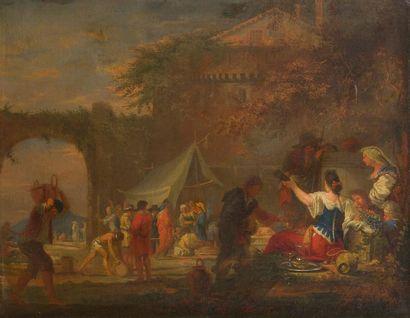 Domenicus Van WIJNEN dit ASCANIUS (Amsterdam,...