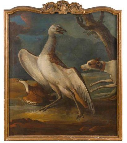 École ALLEMANDE du XVIIIe siècle, suiveur...