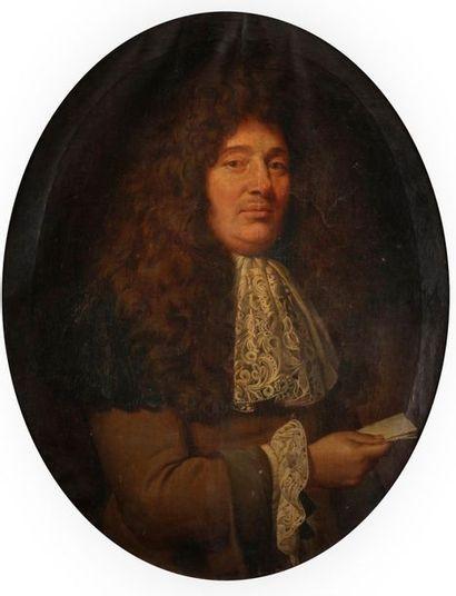 École FRANÇAISE vers 1680, entourage de Charles...