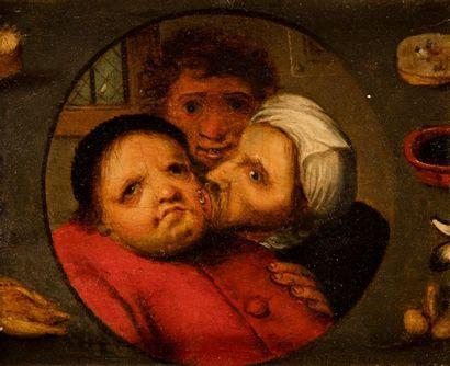 Attribué à Pieter BALTEN (1527-1584), d'après...