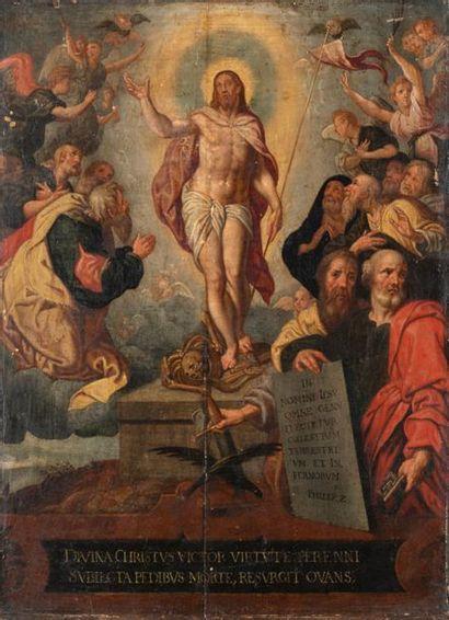 Jacob de BACKER (Anvers, vers 1540-1585)...