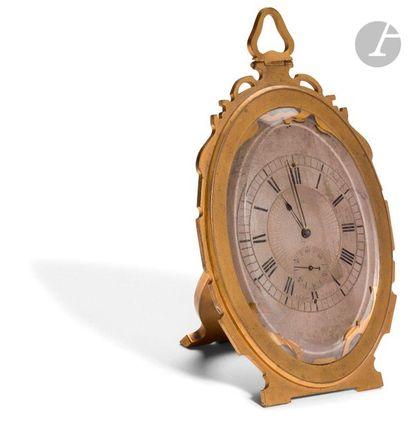 LEROY ET FILS. Vers 1890 N°45295 Pendulette...