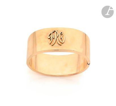 LAVINA. Vers 1960 Montre bracelet pour femme...
