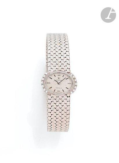 OMEGA. Vers 1970 N°BC 8202 Montre bracelet...