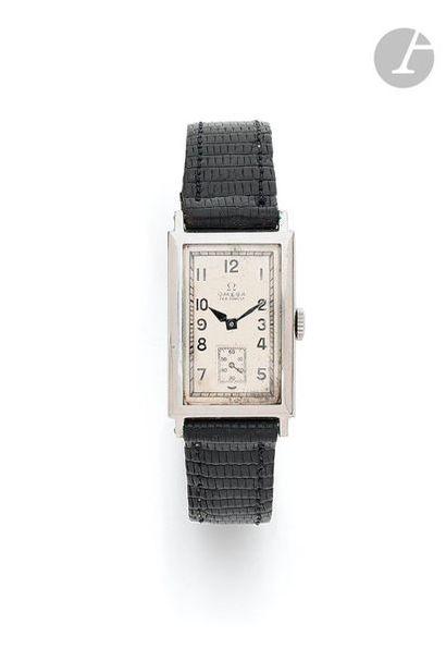 OMEGA. Vers 1940 N°9138237 Montre bracelet...