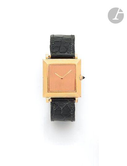 BOUCHERON.Vers 1960 N°1203255 Montre bracelet...