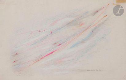 Marcelle CAHN (1895-1981) Composition, 1961...