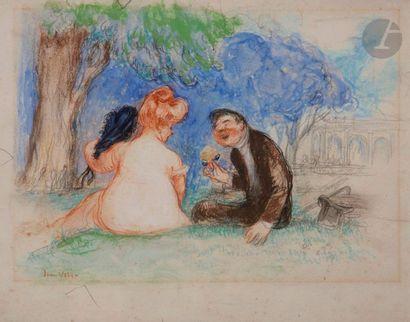 Jean VEBER (1864-1928) La Déclaration dans...