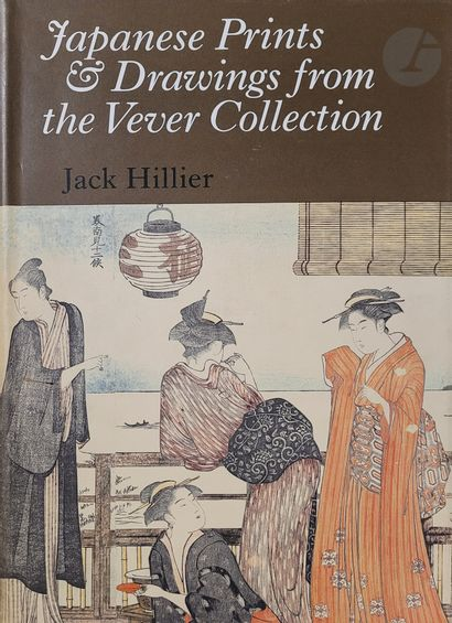 [JAPON - ESTAMPES] Cinq ouvrages: - Hillier...