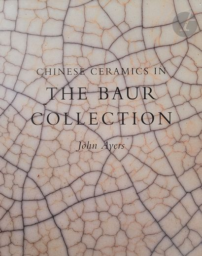 [CHINE - COLLECTION] Ayers J., Chinese Ceramics...