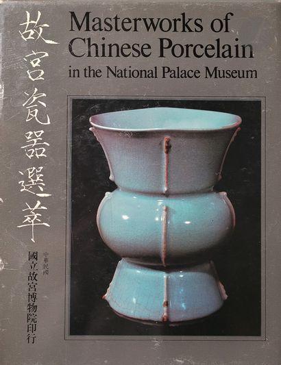 [CHINE - PORCELAINE] Cinq ouvrages: - Seventeenth...