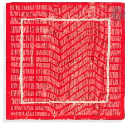 Anne-Marie MILLIOT (1977-1985) Bâtis rouge,...