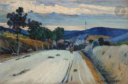 Louis-Mathieu VERDILHAN (1875-1928) L'Homme...