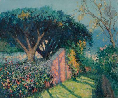 Raymond THIBÉSART (1874-1968) Funchal, Madère...