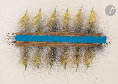 Christo COETZEE [sud-africain] (1929-2001)...
