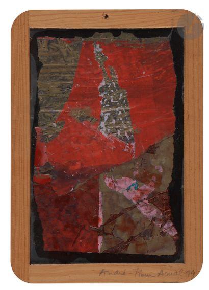André-Pierre ARNAL (né en 1939) Composition,...