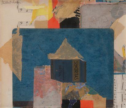 Philibert CHARRIN (1920-2007) Composition...