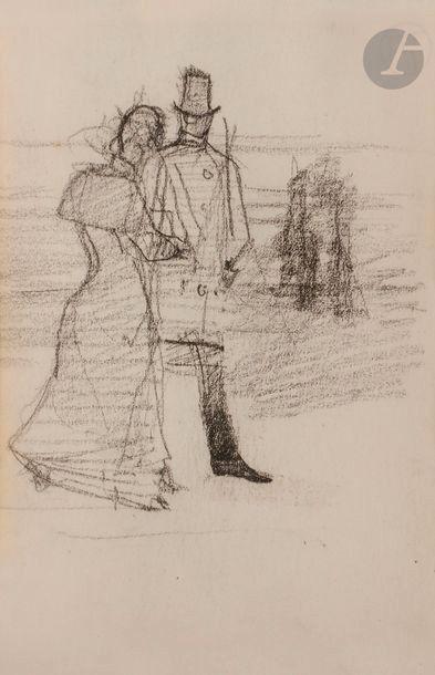 Henri de TOULOUSE-LAUTREC (1864-1901) La...