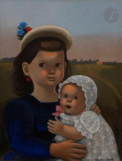 Madeleine Kula, dite LUKA (1894-1989) Femme...
