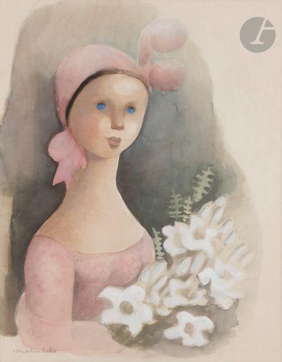 Madeleine Kula, dite LUKA (1894-1989) Jeune...