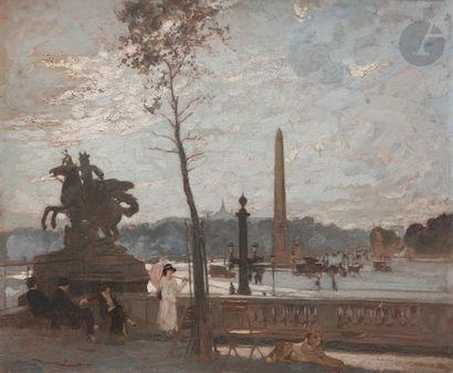 Amédée Julien MARCEL-CLÉMENT (1873-?) La...