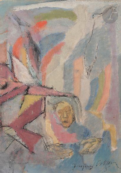 Jacques VILLON (1875-1963) Composition, 1935...