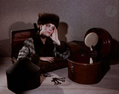 *Angus McBean (1904-1990) Mode surréaliste...