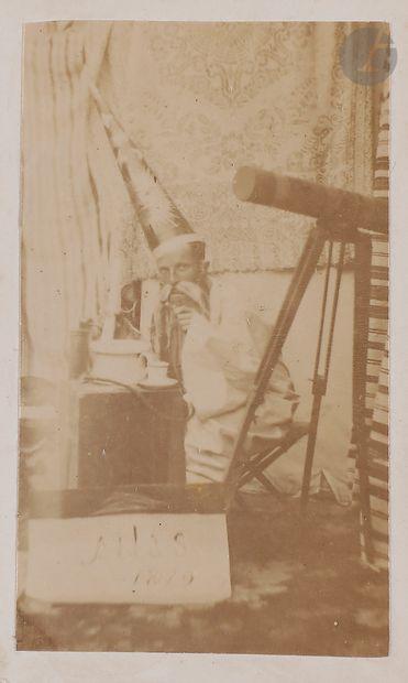 Joseph Augustin Pedra (1809-1879) Algérie,...
