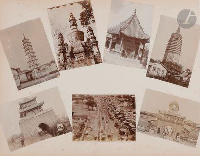 Photographe non identifié Chine, c. 1900-1905....