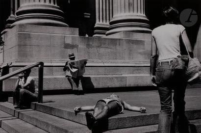 *Josef Koudelka (1938) New York. Metropolitan...