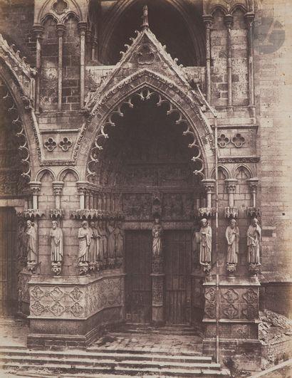 Édouard Baldus (1813-1889) Chemin de fer du Nord. Ligne de Paris à Boulogne, 1855....