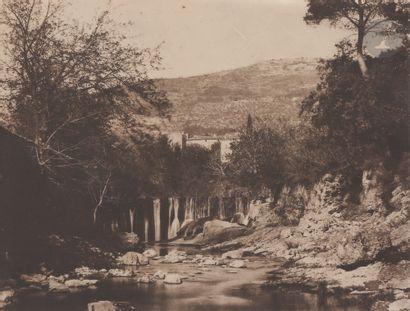 Louis Vignes (1831-1896) Vallée Dardenne,...